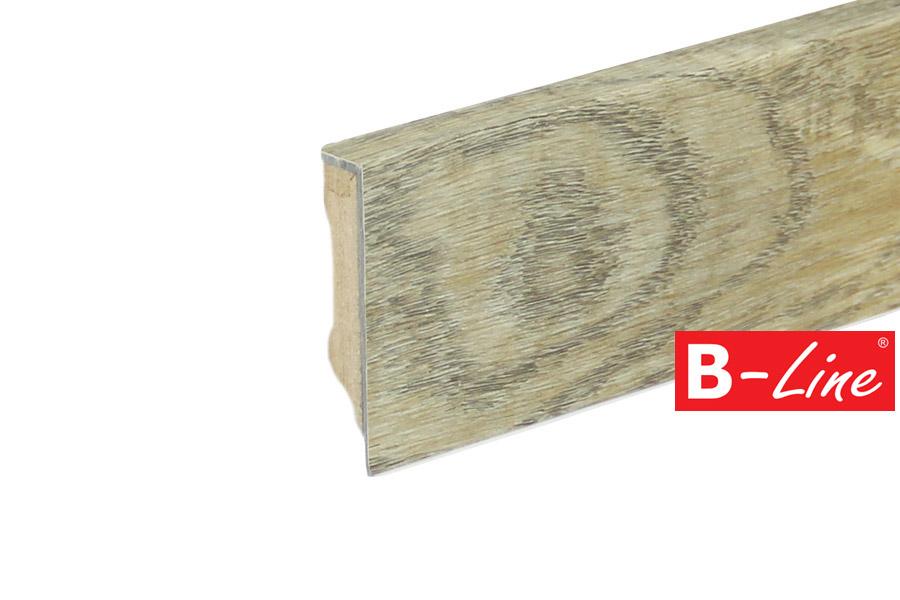 MDF Moduleo SELECT - lišta soklová Country Oak 24918