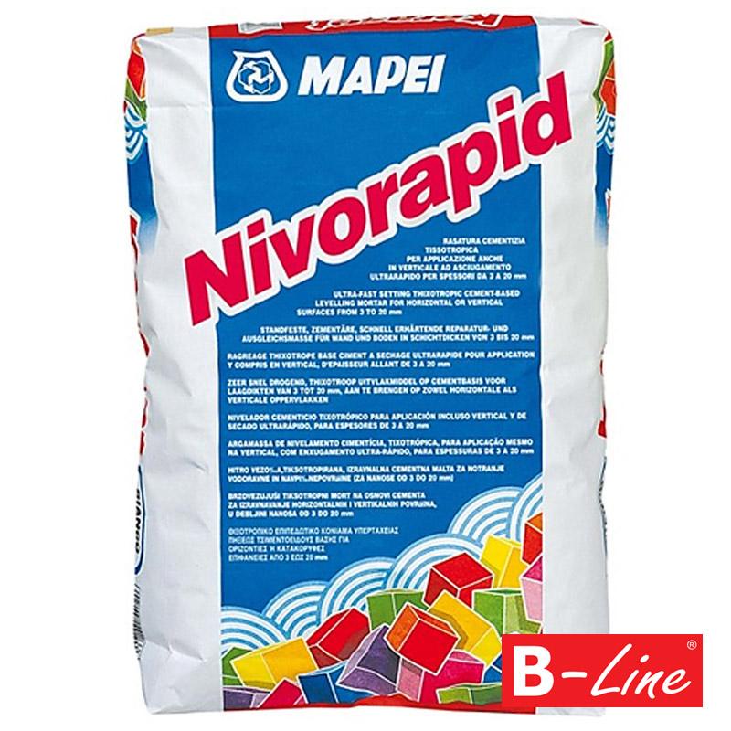 Nivelačná stierka Mapei Nivorapid