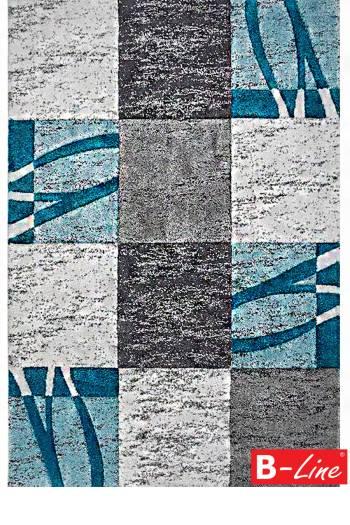 Kusový koberec Broadway 282 Ocean