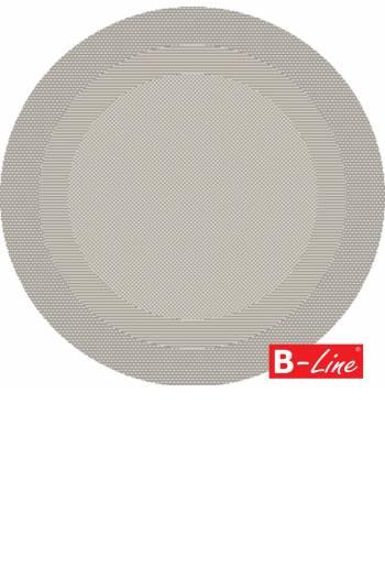 Kusový koberec Adria 01/BEB/kruh