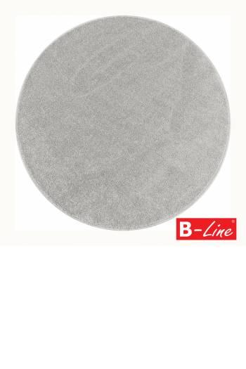 Kusový koberec Ata 7000 Cream/kruh
