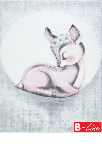 Kusový koberec Bambi 850 Pink