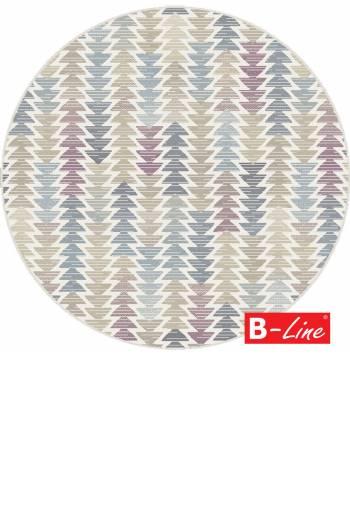 Kusový koberec Boho 41/WEW/kruh