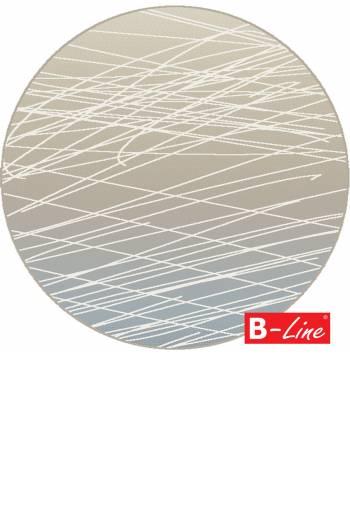 Kusový koberec Boho 42/OEO/kruh