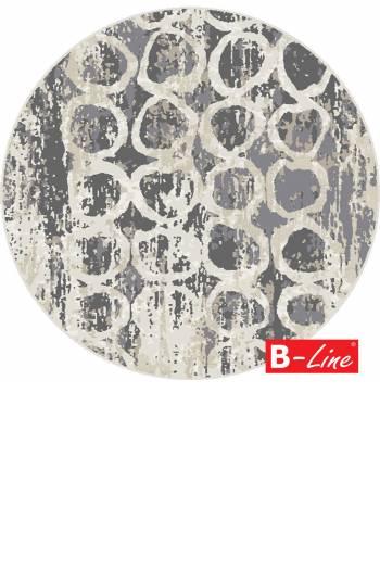 Kusový koberec Boho 43/WMW/kruh