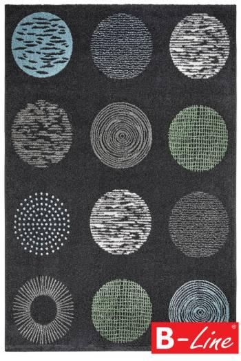 Kusový koberec Bronx 541 Anthracite