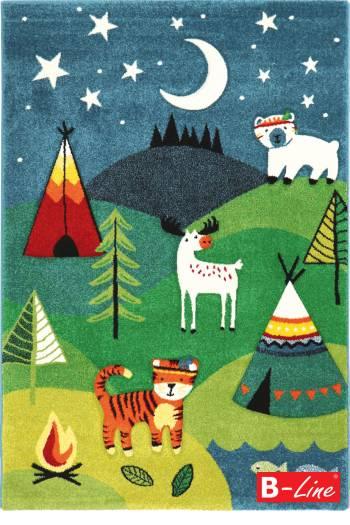 Kusový koberec Diamond Kids 24225/40