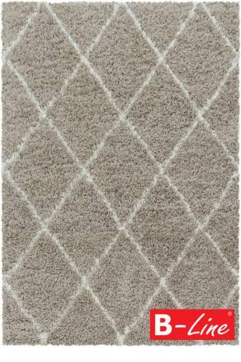 Kusový koberec Alvor Shaggy 3401 Beige