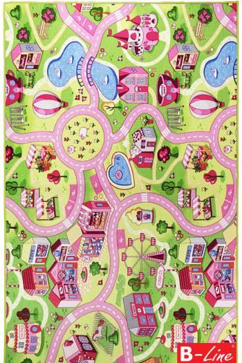 Detský kusový koberec Sweet Town