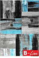 Kusový koberec Hawaii/Lima 1350/tyrkis