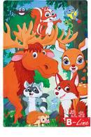 Kusový koberec Fairy Tale 635 Forest
