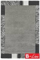 Kusový koberec Broadway 283 Silver
