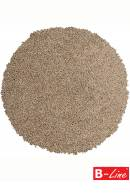 Kusový koberec Funky 300 Cappuccino/kruh
