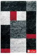 Kusový koberec Hawaii/Lima 1330/red