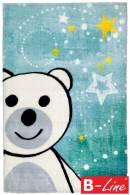Kusový koberec Lollipop 182 Bear