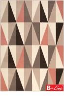 Kusový koberec Norik 560 Taupe