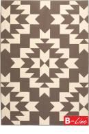 Kusový koberec Norik 561 Taupe