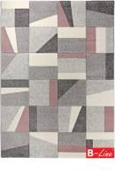 Kusový koberec Pastel/Indigo 22693/955