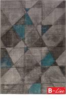 Kusový koberec Tilas 245 Grey