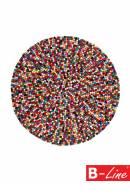 Kusový koberec Passion 730 Multi/kruh