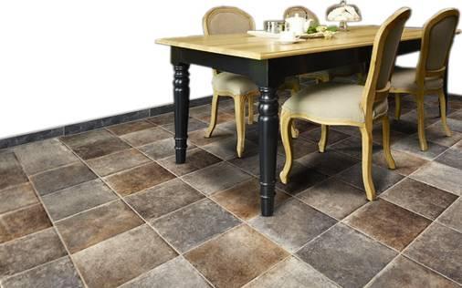 PVC podlahové krytiny