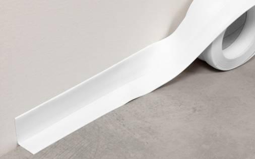 PVC Soklová lišta BOLTA